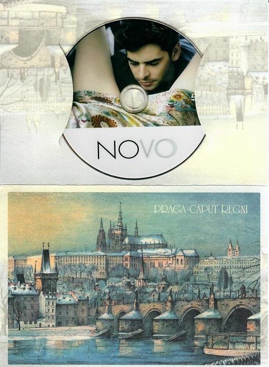 Novo ( dárkový obal ) - DVD