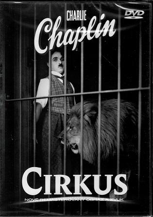 Charlie Chaplin - Cirkus ( plast ) DVD