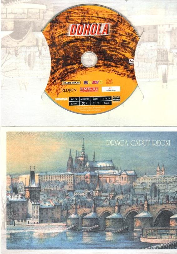Dohola - DVD - dárková obálka
