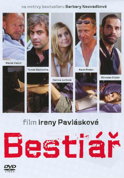 Bestiář ( pošetka ) - DVD