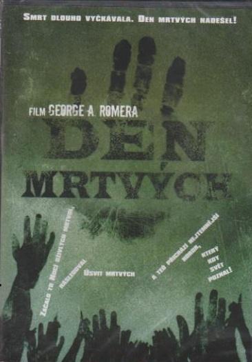 Den mrtvých ( plast ) - DVD