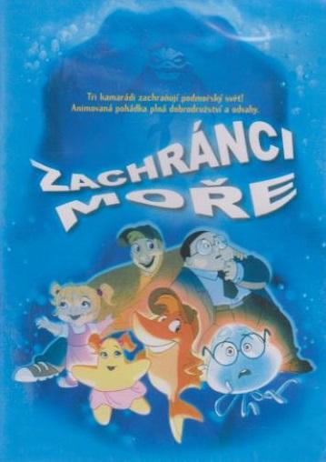 Zachránci moře ( plast ) - DVD
