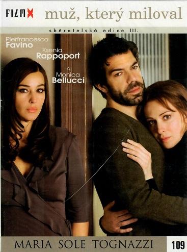 Muž, který miloval ( digipack ) - DVD