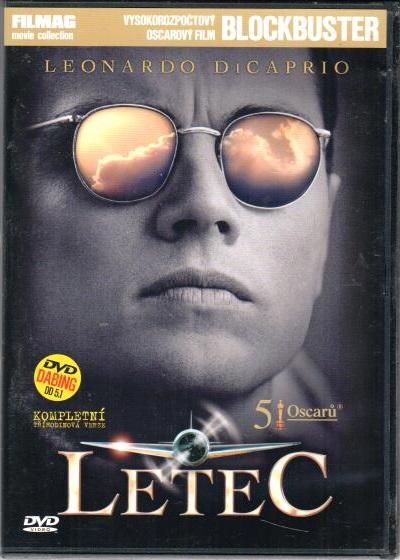 Letec - DVD plast