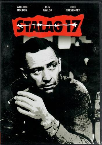 Stalag 17 ( originální znění, titulky CZ ) plast DVD