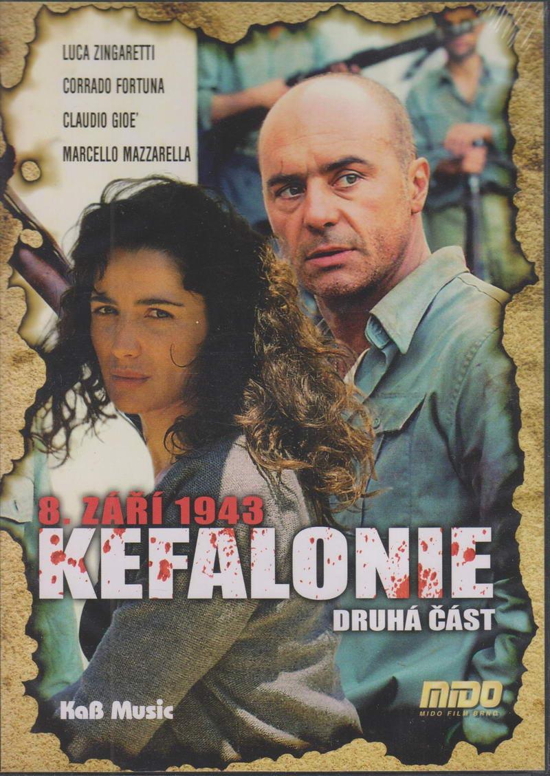 8. září 1943 - Kefalonie: Druhá část - DVD