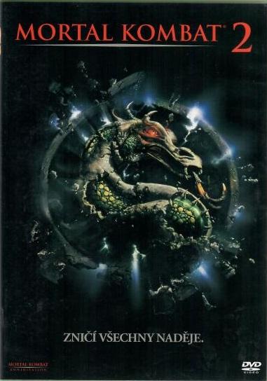 Mortal Kombat 2 - DVD