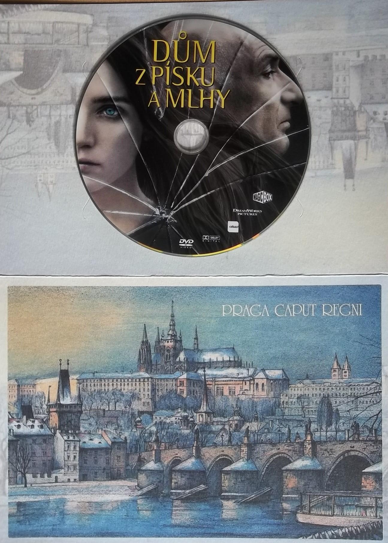 Dům z písku a mlhy - DVD