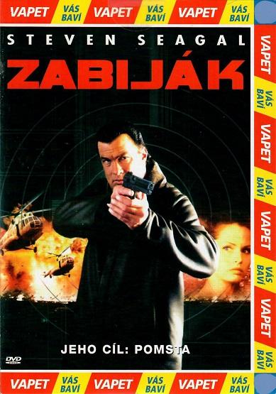 Zabiják ( pošetka )  - DVD