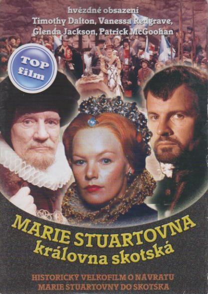 Marie Stuartovna, královna skotská - DVD