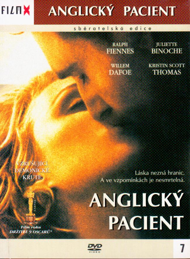 Anglický pacient - DVD digipack