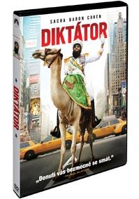 Diktátor ( plast ) DVD