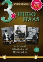 3x Hugo Haas II: Ať žije nebožtík / Velbloud uchem jehly / Mravnost nade vše DVD