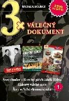 3x Válečný dokument 1 - Smrt v bunkru/Hitlerovy válečné stroje/Ženy ve Velké vlastenecké válce DVD