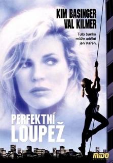 Perfektní loupež - DVD /slim/