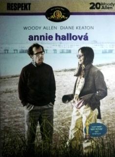 Woody Allen - Annie Hallová - (původní znění, cz titulky) DVD