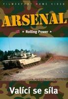 ARSENAL I - Valící se síla - papírová pošetka DVD