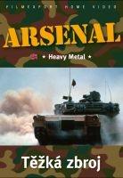 ARSENAL II - Těžká zbroj - papírová pošetka DVD