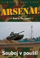 ARSENAL IV - Souboj v poušti - papírová pošetka DVD