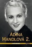 Adina Mandlová 2 - Zlatá kolekce 4 DVD