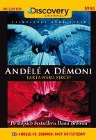 Andělé a démoni: Fakta nebo fikce? - papírová pošetka DVD