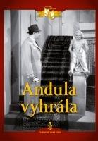 Andula vyhrála - digipack DVD