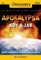 Apokalypsa - kdy a jak - digipack DVD