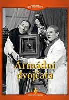 Armádní dvojčata - digipack DVD
