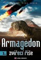 Armagedon zvířecí říše 1 (Paprsky smrti, Peklo na zemi) - papírová pošetka DVD