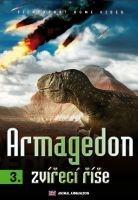 Armagedon zvířecí říše 3 (Soudný den, Panika v oblacích) - papírová pošetka DVD