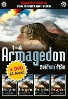 Armagedon zvířecí říše - 4x DVD - papírové pošetky