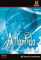 Atlantida: Ztracená civilizace - digipack DVD