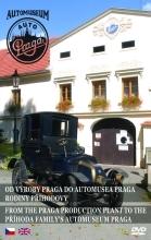 Automuseum PRAGA - DVD box