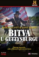 Bitva u Gettysburgu - digipack DVD