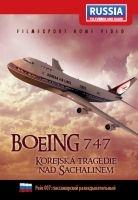 Boeing 747: Korejská tragédie nad Sachalinem - digipack DVD