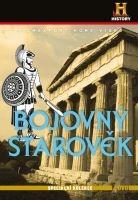 Bojovný starověk - speciální kolekce 4 DVD