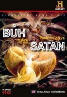 Bůh vs. Satan: Poslední bitva - digipack DVD