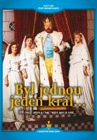 Byl jednou jeden král - digipack DVD
