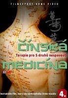 Čínská medicína 4 - Terapie pro 5 druhů nespavosti - digipack DVD