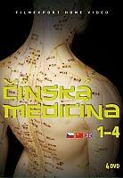 Čínská medicína - speciální kolekce 4 DVD