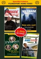 DISCOVERY 1-4 - papírové pošetky DVD