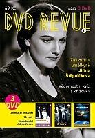 DVD revue 1 (Jedenácté přikázání, 13. revír, Následovníci Julese Vernea) - PP