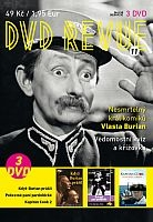 DVD Revue 11 - 3x papírová pošetka