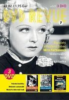 DVD revue 7 (Falešná kočička, Dědeček automobil, Historie bitevních lodí) - PP
