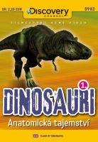 Dinosauři: Anatomická tajemství 1 - papírová pošetka DVD