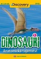 Dinosauři: Anatomická tajemství 2 - papírová pošetka DVD