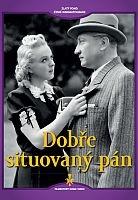 Dobře situovaný pán - digipack DVD