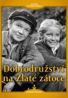 Dobrodružství na Zlaté zátoce - digipack DVD