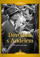 Dovolená s Andělem - digipack DVD