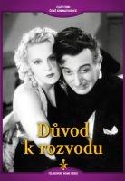 Důvod k rozvodu - digipack DVD